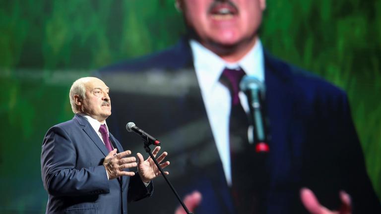 Egyelőre nem szankcionálja a belarusz elnököt az Európai Unió