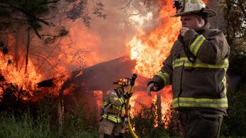 A klímaváltozás miatt van egyre több természeti katasztrófa