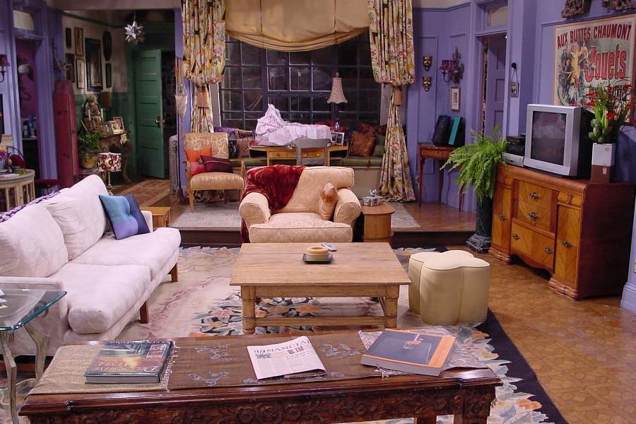 Melyik sorozatban láttad ezt a nappalit?