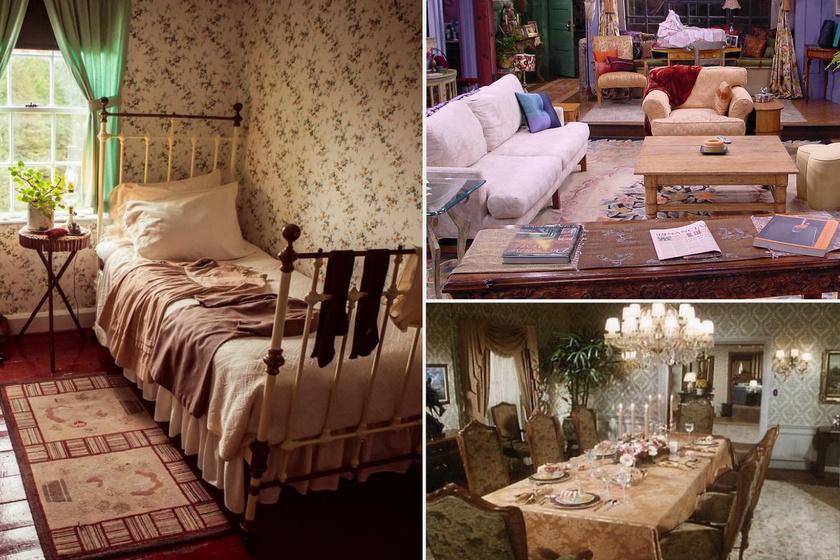 Sorozatkvíz: tudod, melyik híres széria ikonikus szobáját mutatjuk?