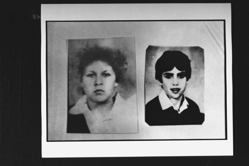 Csikatilo két fiatal áldozata.