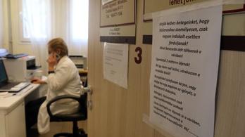 720 ezer embernek nincs háziorvosa Magyarországon
