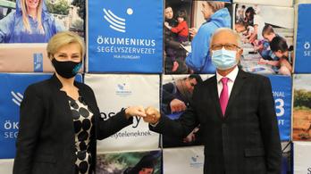 Köszönetet mondott a magyar támogatásáért az ukrán nagykövet