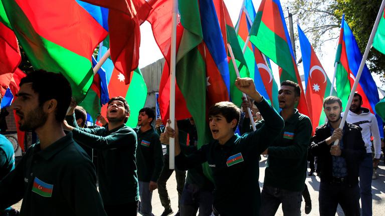 """""""Örményország a valódi agresszor"""""""