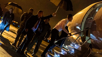 Szijjártó Péter felpattant a Dassault Falcon 7X-re, a WHO után beugrik a Szellemi Tulajdon Világszervezetéhez is