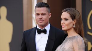 Végre megkóstolhatja Angelina Jolie és Brad Pitt pezsgőjét