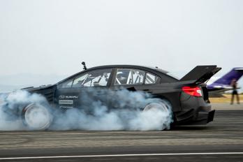 Meglepetés: szuperdurva Subaru az új Gymkhana film főhőse