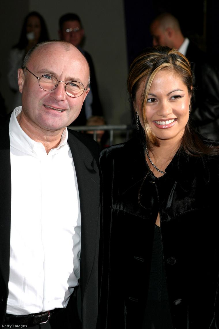 A pár 2003-ban