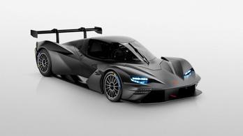 Itt a legújabb KTM sportkocsi, egész autószerű