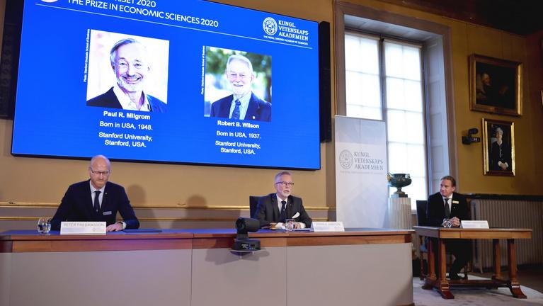 Nobel-díjat ért az aukcióelmélet