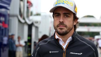 Fernando Alonso, az éhes cápa