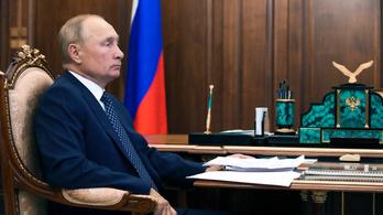 Orosz vírusharc: Putyin nemzeti védelmi rendszert hoz létre