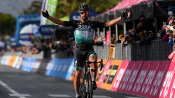 Sagan több mint 130 kilométeres szökésből nyert, Valter a 32.
