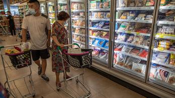 Élelmiszerbiztonság: gyakran van gond kínai termékekkel