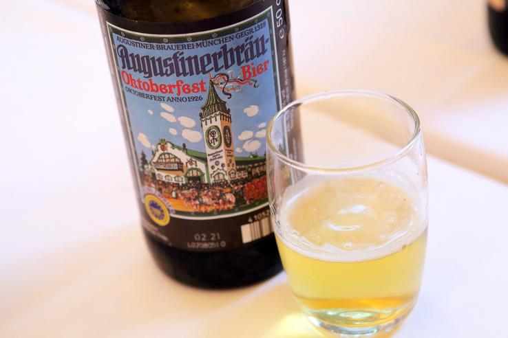 Augustinerbräu-Oktoberfest Bier