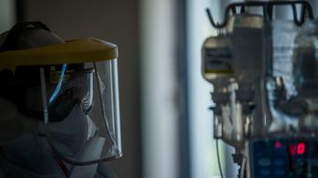Súlyos betegeket kezelnek Debrecenben az új koronavírus elleni szerrel