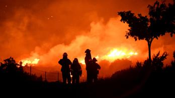 Hőhullámok, erdőtüzek, viharok, egyéb természeti csapások várhatók