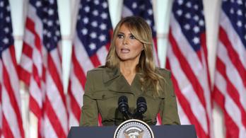 Csúnyát írt a first ladyről: szerződésszegésért perelik