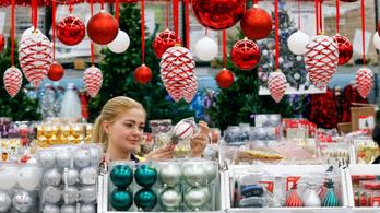 Az áruházakban már karácsony van: korai kampány kezdődött