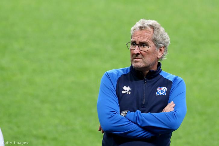 Erik Hamren nem lehet ott az izlandi válogatott mellett Belgium ellen