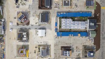 Az épületek energiahatékonysága a zöld gazdaság egyik kitörési pontja