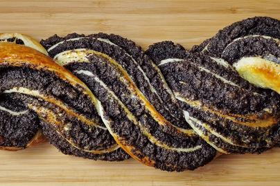 Isteni, mákos-csokis babka leveles tésztából - Nagyon szaftos és gazdag a töltelék