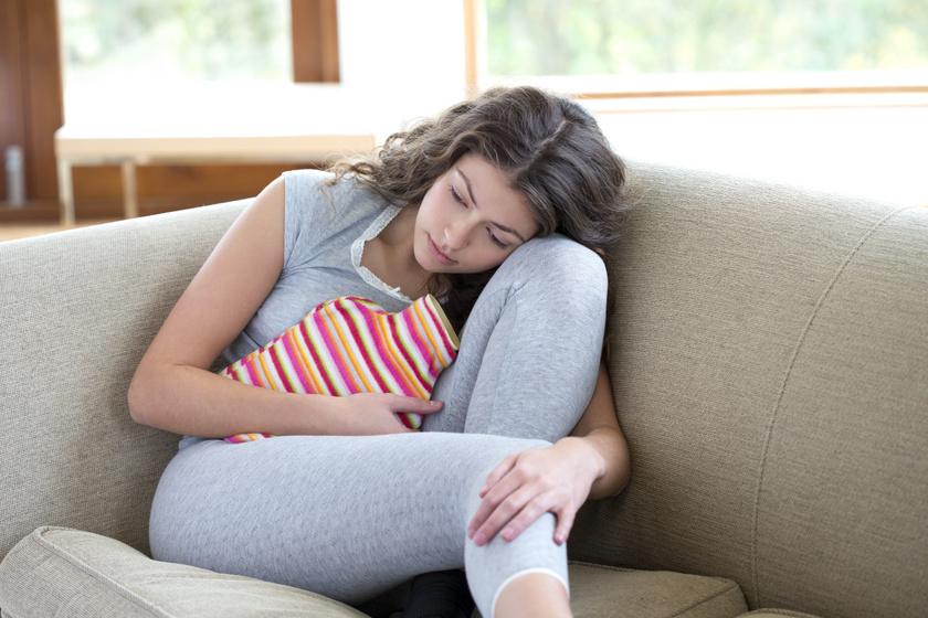 A vashiány oka az erős menstruáció is lehet: pajzsmirigy-probléma vagy PCOS is állhat a háttérben