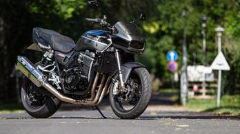 Custom: Kawasaki ZRX1100