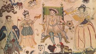 A középkori királyok kézrátétellel gyógyítottak