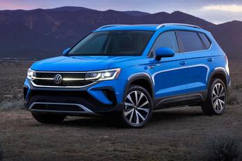Itt a Taos, az új nép-Volkswagen