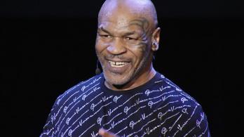 Mike Tyson leendő ellenfele a halálra is felkészült