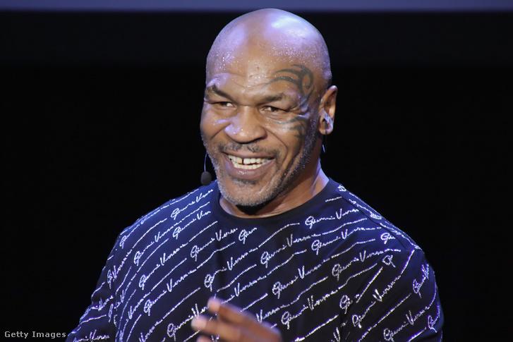 Mike Tyson napjainkban