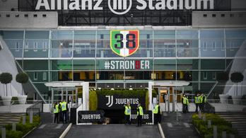 Juve–Napoli: 3-0-ra ítélték a le nem játszott meccset a zebráknak