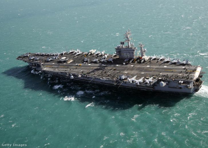 USS Nimitz CVN-69