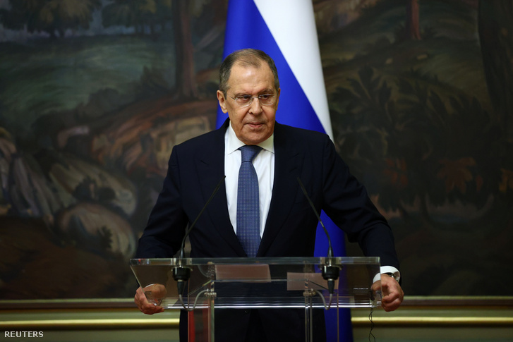 Szergej Lavrov