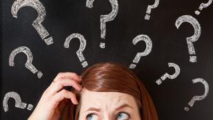 Miért vakargatjuk a fejünket, amikor gondolkozunk?