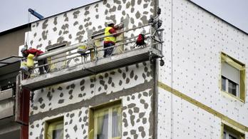 Egymillió lakás energetikai korszerűsítésére van szükség 2030-ig