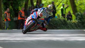 Visszavonul a Man TT-n körrekordot jegyző Smiths Racing