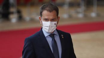 Átrendezte a szlovák politikai erőviszonyokat a koronavírus