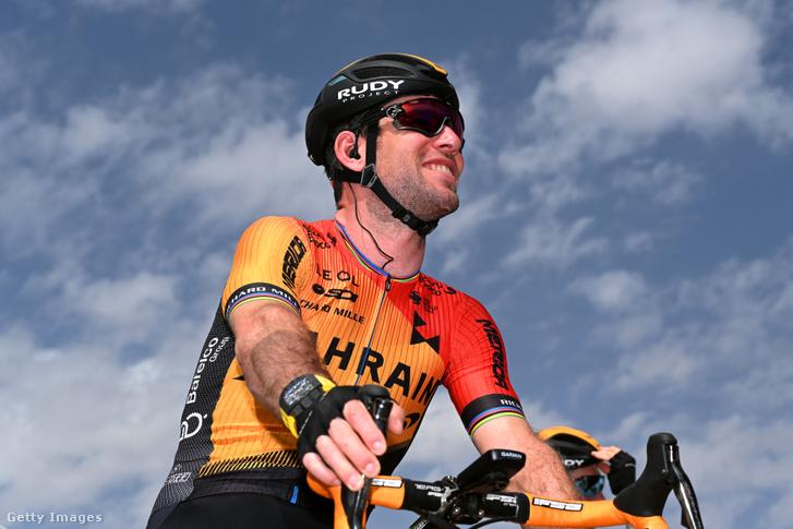 Mark Cavendish folytatja a versenyzést