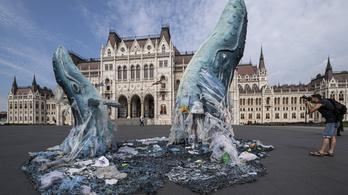 A klímavédelem melletti kiállást vár Orbán Viktortól a Greenpeace