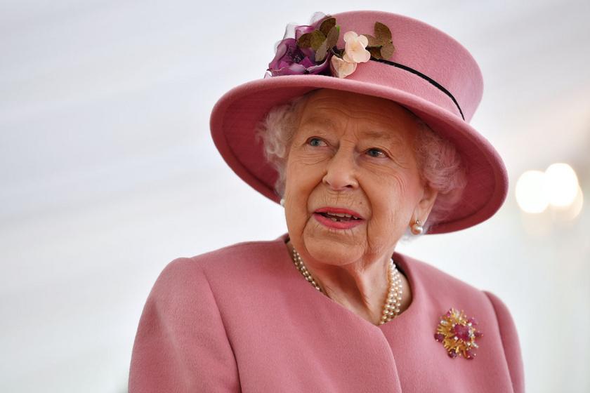 Erzsébet királynő 7 hónap után visszatért: így jelent meg első nyilvános eseményén
