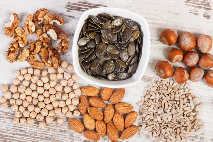 Segíti a gyerek növekedését, és erősíti az immunrendszerét: 8 cinkben gazdag étel