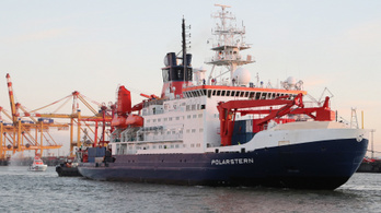 Az arktiszi jég fagyását és olvadását tanulmányozták a kutatók