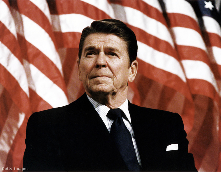 Ronald Reagan 1982-ben