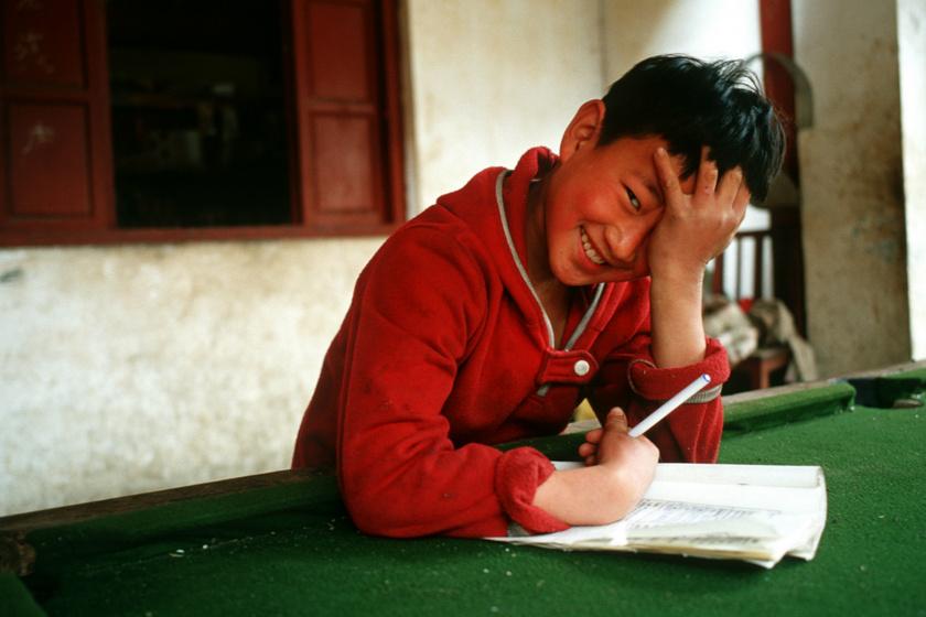 Miért olyan boldogok és békések a tibeti gyerekek? 8 bölcs szabály a szülőktől