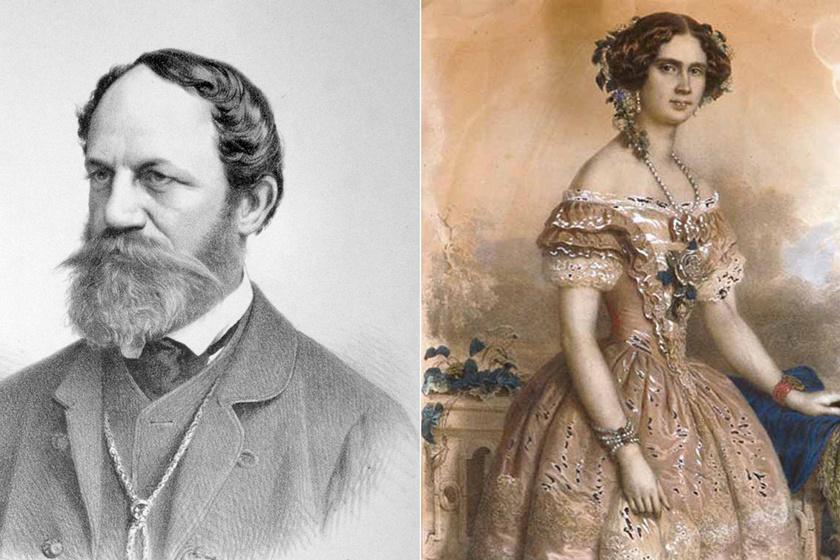 Kvíz: tudod, ki volt Jókai Mór első felesége? Teszteld, mennyire ismered a híres magyar írók asszonyait