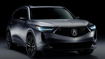 Végre megmutatták az új luxus-Hondát – prototípusként