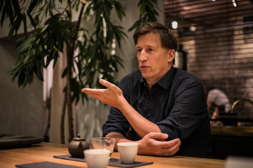 """""""Már egy csésze tea képes volt olyan állapotba juttatni, amit sosem tapasztaltam"""""""