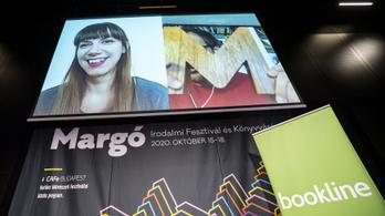 Harag Anita kapta a 2020-as Margó-díjat
